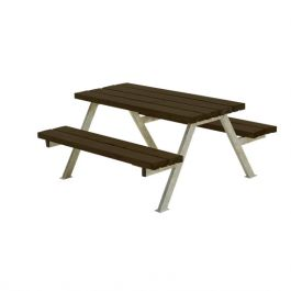 Bänkbord Alpha Junior 118 cm PLUS