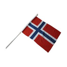 Flaggset Norge