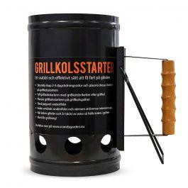 Grillkolstarter Bluegaz