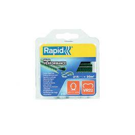 Grön Ringklammer - Stängsel VR22 Rapid
