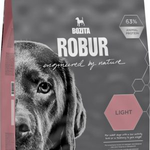 Hundfoder Bozita Robur Light, 12 kg