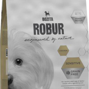 Hundfoder Bozita Robur Sensitive Grain Free Chicken, 11,5 kg
