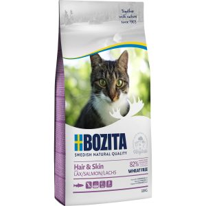 Kattmat Bozita Feline Hair and Skin, 10 kg