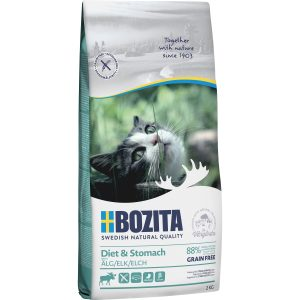 Kattmat Bozita Feline Sensitive Diet and Stomach Älg, 2 kg