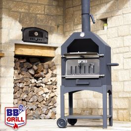 Pizzaugn BBGrill Lorenzo outdoor oven